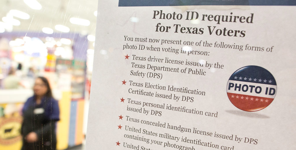 Voter Threatening Id Nothing About