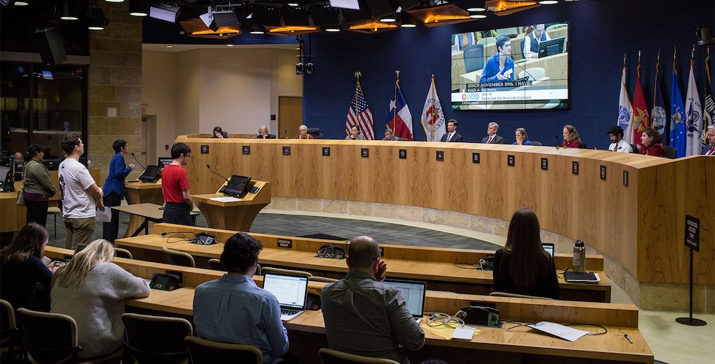 The New Workplace Battleground Paid Sick Leave In Texas